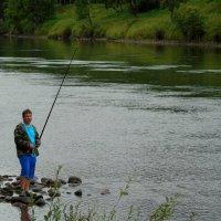 Рыбак :: Валентин Когун