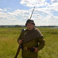 Солдат Царской Армии... :: Дмитрий Петренко