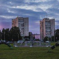 Вечереет! :: Ирина Антоновна