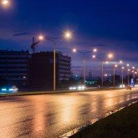 После дождя :: юрий Амосов