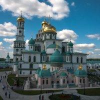 Воскресенский Ново-Иерусалимский ставропигиальный мужской монастырь :: Светлана .