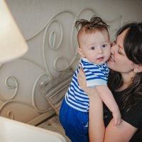 Быть мамой — не просто мечта… :: Marya Matoshina