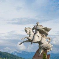 На коне :: Олег Цуциев