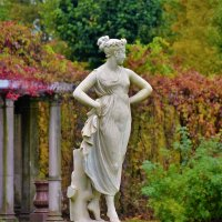 Скульптура Танцовщица... :: Sergey Gordoff