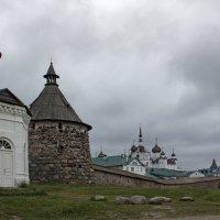 Спасо-Преображенский Соловецкий монастырь :: Ольга Лиманская