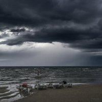 Ураган прошел и сразу купаться. :: Peiper ///