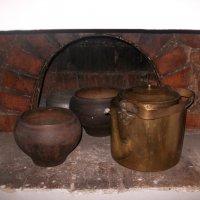 Старинная кухонная утварь :: Галина Бобкина
