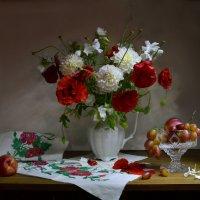 Цветы августа... :: Валентина Колова