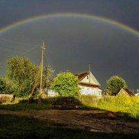 После грозы :: Татьяна Захарова