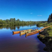 Река Яйва :: Татьяна Захарова