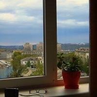 Гляну я в окно..... :: Анна Приходько