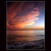 На закате *** On the Sunset :: Александр Борисов