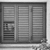 Закрытое окно :: Dmitry i Mary S