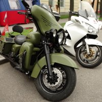 Мотоциклы :: Владимир Гилясев