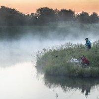 На рыбалке :: ирина лузгина