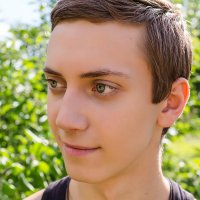 Портрет молодого человека :: Александр Синдерёв