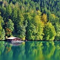 Озеро Альпензее :: Ксения Винтер