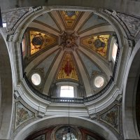 Купол церкви Бон-Жезуж-де-Монти :: Ольга