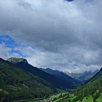 Австрийские Альпы...проездом... :: Galina Dzubina