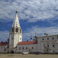 Сретенский женский монастырь :: Сергей Цветков