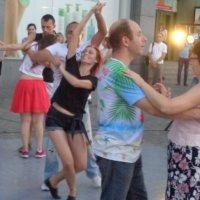 Танец - это стих, в котором каждое движение является словом!... :: Алекс Аро Аро