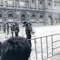 Путч 20 августа 1991 года..Москва :: Юрий Яньков