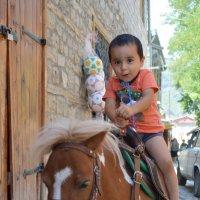 Езда на пони – лучший подарок для ребенка! :: Mail Mamedov