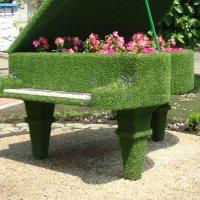 Цветочное пианино :: Дмитрий Фадин