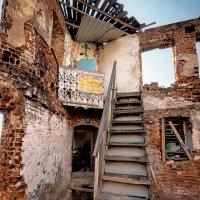 Восстановление монастыря :: alecs tyalin