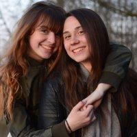 Ксения и Майя :: alen.kon К