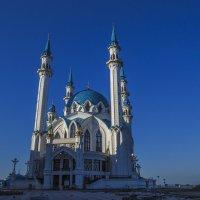 Мечеть Кул-Шариф на рассвете :: Сергей Цветков