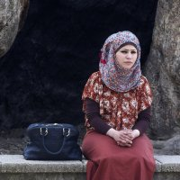 Портрет турецкой девушки... :: Cергей Павлович