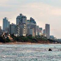 Мой город Бат-Ям  (Дочь моря) :: Ron Леви