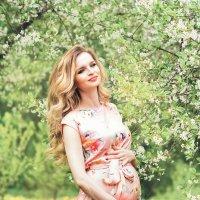 Красивые в беременности :: Анна Гостева