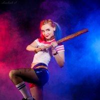 Harley Quinn :: Сергей Савченко