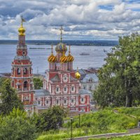 Собор Пресвятой Богородицы :: Сергей Цветков