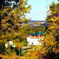 средь трав душистых монастырь... :: Наталья Сазонова