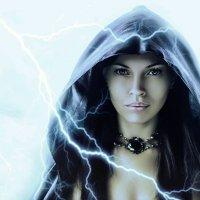 Повелительница молнии :: Anna Albert