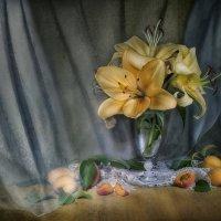 Немного о цветах. :: Оксана Ермихина