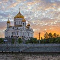 Храм Христа Спасителя :: Евгеша Сафронова