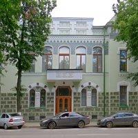 Дом в Уфе :: Вера Щукина