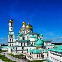 Воскресенский собор Ново-Иерусалимского монастыря :: Михаил Малец