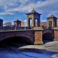 Старо-Калинкин мост... :: Sergey Gordoff