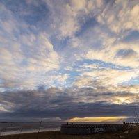 Небо над заливом :: Александр Викторенков