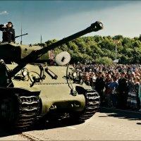 Союзник на параде :: Кай-8 (Ярослав) Забелин