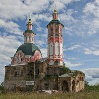Пронзая души и небо! :: Андрей Синицын