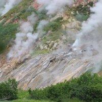 Долина гейзеров на Камчатке :: Дмитрий Солоненко
