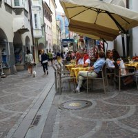 Мерано- это город-курорт. :: Galina Dzubina