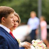 Молодожены :: Анатолий Шулков