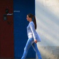Blue different :: Алексей Халдин
